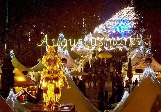 Dresden Weihnachten.Augustusmarkt Neustädter Advent Weihnachten In Dresden