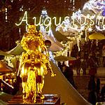 Augustusmarkt - Internationales Weihnachtsflair auf der Hauptstraße