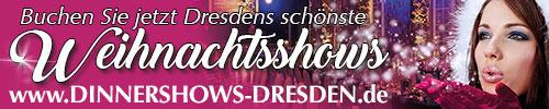 Dresdens schönste Weihnachtsshows!