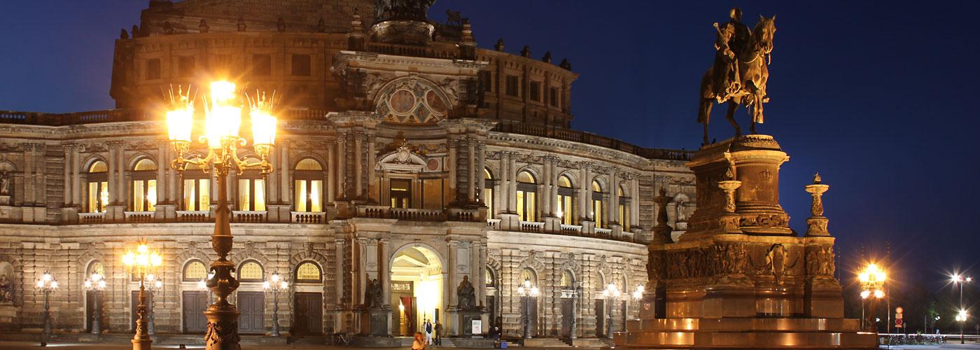 Veranstaltungen zur Weihnachtszeit in Dresden und Umgebung
