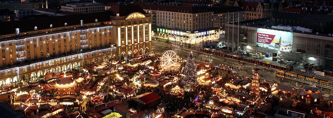 Weihnachtsmärkte in Dresden