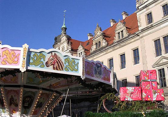 Romantischer Weihnachtsmarkt.Weihnachtsmarkt Am Schloss Weihnachten In Dresden