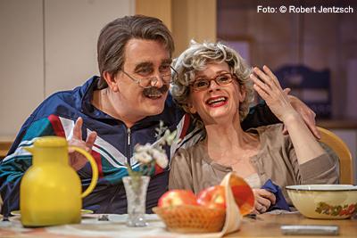 Familie Bernd Seifert - Eine verrückte Dresdner Komödie - Boulevardtheater Dresden