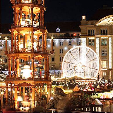 Dresdner Striezelmarkt - Weihnachtsmärkte in Dresden